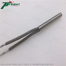 8 mm diameter 360 mm long 240V 200w electric cartridge heater, cartridge heating resistances