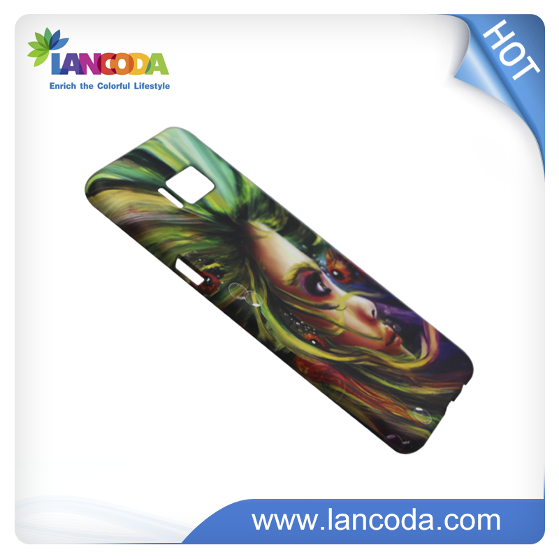 Hot sale blank 3d sublimation phone case for Galaxy s8