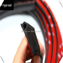 Car door under adhesive seals made in China
