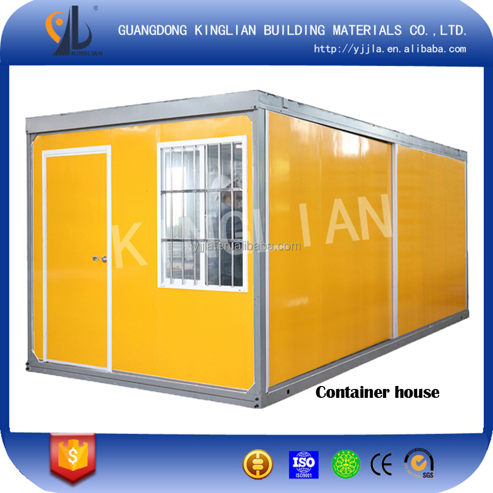Prefab Luxury Folding Container House