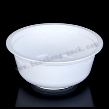 1200ml food grade small disposable plastic bowl and cups