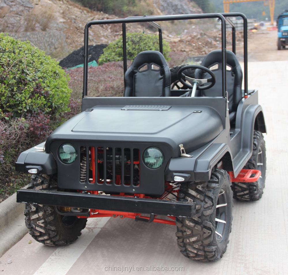 2017 usine vente automatique adulte essence 200cc mini jeep willys avec ce atv id de produit. Black Bedroom Furniture Sets. Home Design Ideas