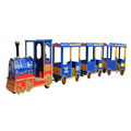 Happy Cruise Train mall electric train electric trackless train shopping mall trackless train