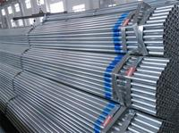 support system galvanized scaffolding round steel pipe from china supply