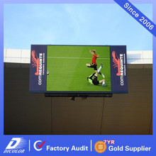 P10mm led display China alibaba express new product hot selling factory price HD full color video rental led scoreboard