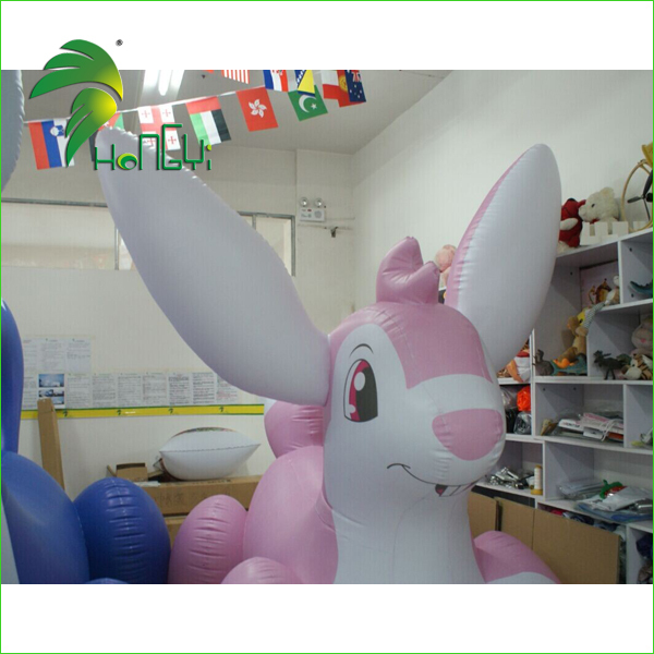 2015 Giant inflatable rabbit