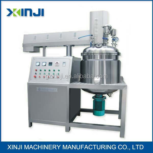 Improved SGS approval Mayonnaise making machines ,Complete mayonnaise processing line