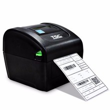 2017 hot sell CE approved DA200 thermal barcode labels inkjet printer labels custom label printer