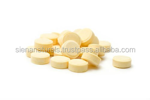 Made in USA Pineapple 500mg Bromelain Tablets