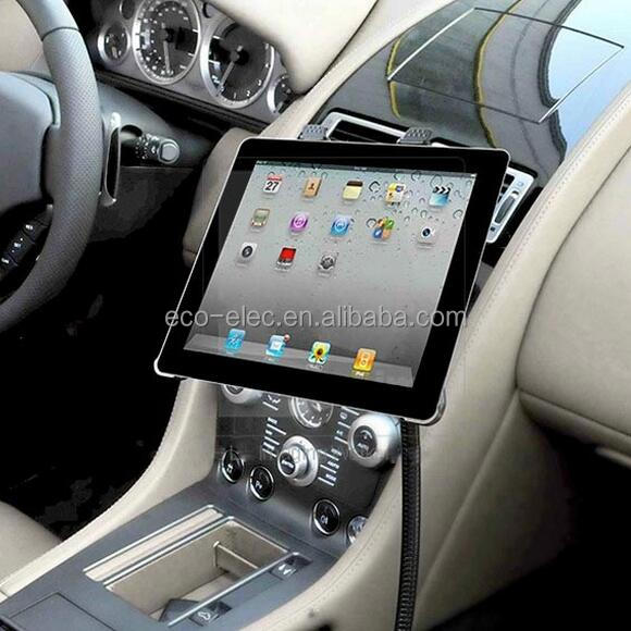 New Car Floor Seat Gooseneck Mount Holder for iPad and 7-10.1 inch Tablet PC TV