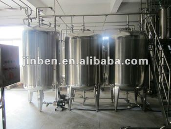 Pasteurised Milk Processing Line
