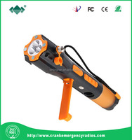 Car Emergency Escape Tool, LED Flashlight, SOS Light, Window Breaker, Seatbelt Cutter, Dynamo Mobile Charger