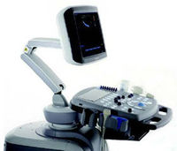 Trolley Ultrasound Machine Color Doppler