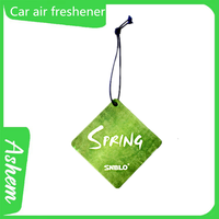 The best selling car air freshener free shipping with logo printing-IC01
