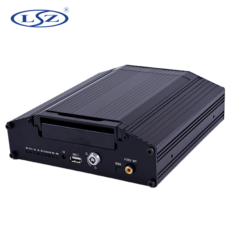 high quality 8ch full 960H 1 hdd 12v car cctv dvr system for truck monitoring