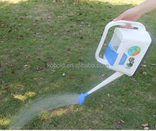 6L Home graden durable sprinkle plastic watering can