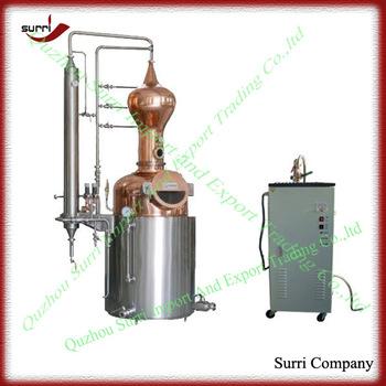 citronella extraction machine