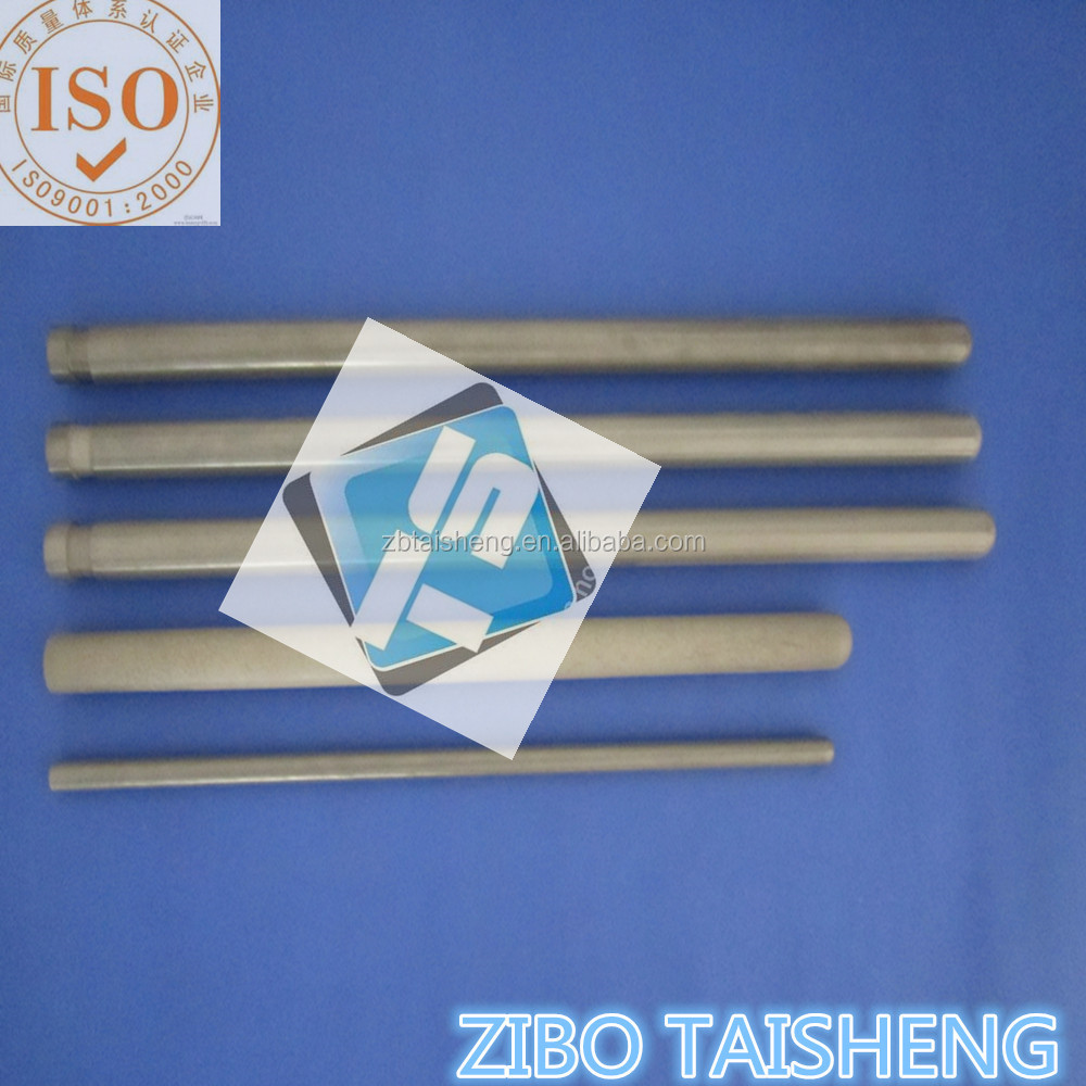 Silicon Nitride Instead of Silicon Carbide Thermocouple Protective Tube Price,China Manufacturer