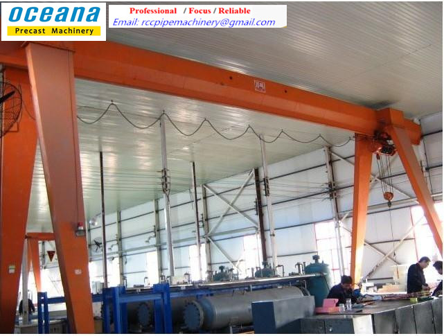 20 ton gantry crane for warehouse,Shed, construction site