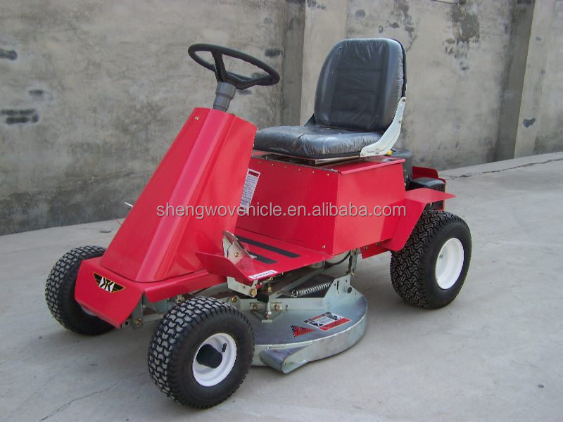 Australia design , made in china 13.5hp 33 inch ride on mower