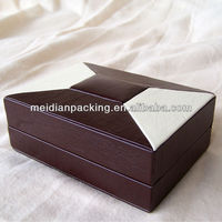 Decorative wood magic box storage rotating jewelry box
