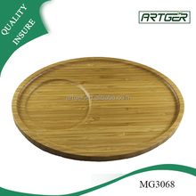 2016 New Product Bamboo Tea Tray food Serving Tray