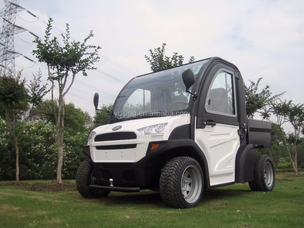 road legal electric utility vehicles