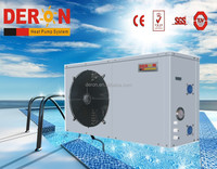 2015 hot sale swimming pool water heater pool heat pump with Daikin compressor