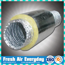 high quality flexible air conditioner insulation duct