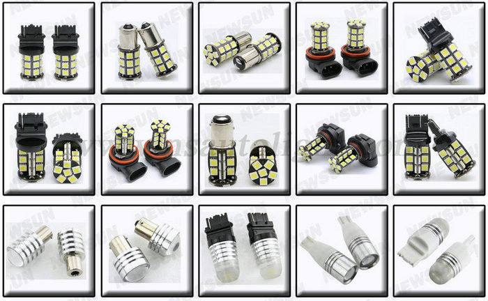 12V 24V white amber yellow red blue H4 H7 H8 H11 H16 9005 9006 HB3 HB4 P13W 30w car led fog light bulb c ree led car lighting
