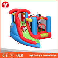 hot inflatable jumping castle, playing castle inflatable bouncer, inflatable combo inflatable toy