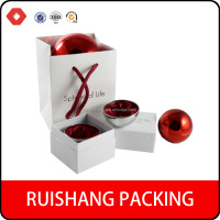 Pupular cosmetic jar box packaging of paper