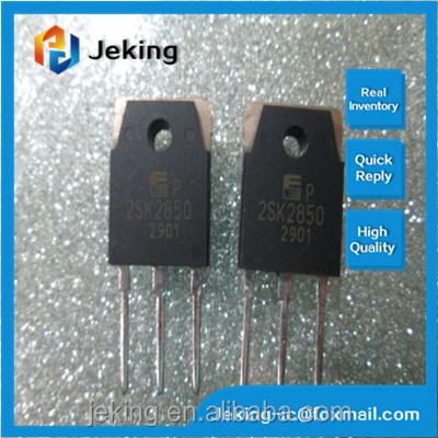 2SK2850 , N-Channel Enhancement Mode Power MOSFET