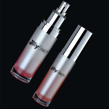 Professional Manufacturer Supplier Cosmetics Acrylic Lotion Pump Bottle