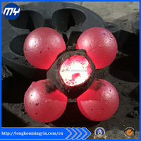 Low Chrome Grinding Steel Ball For