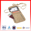 Hanging Travel Neck Pouch with Passport holder (ESC-TB029)