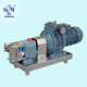 D-3A Food Grade Molasses Pump Sanitary Honey Pump Stainless Steel Rotary Lobe Pump
