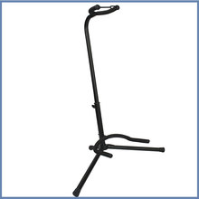 On Stage Black Tripod display stand guitar , guitar stand