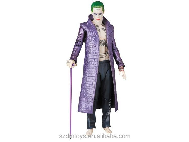 Hot English Sexy Movies Suicide Squad Joker 1/6 Scale action figure