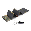 oem solar film usb charger with sunpower cell 39w foldable solar panel