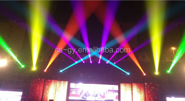 Amazing elation design sharpy beam 200w pro light 5r