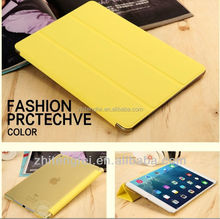 For mini ipad case PU cover for ipad mini cover