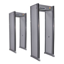 Professional with LCD Screen Door Frame Metal Detector Body Scanner Security Door 6500i