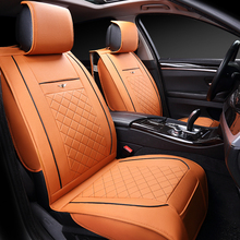 Thick Genuine Leather Car Seat Cover Brand
