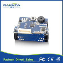 CCD sensor barcode scanner module cheap raspberry pi auto scanner for medical industry