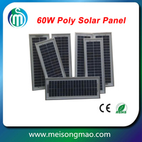 50W 48v solar panel per watt polycrystalline pv solar panel price