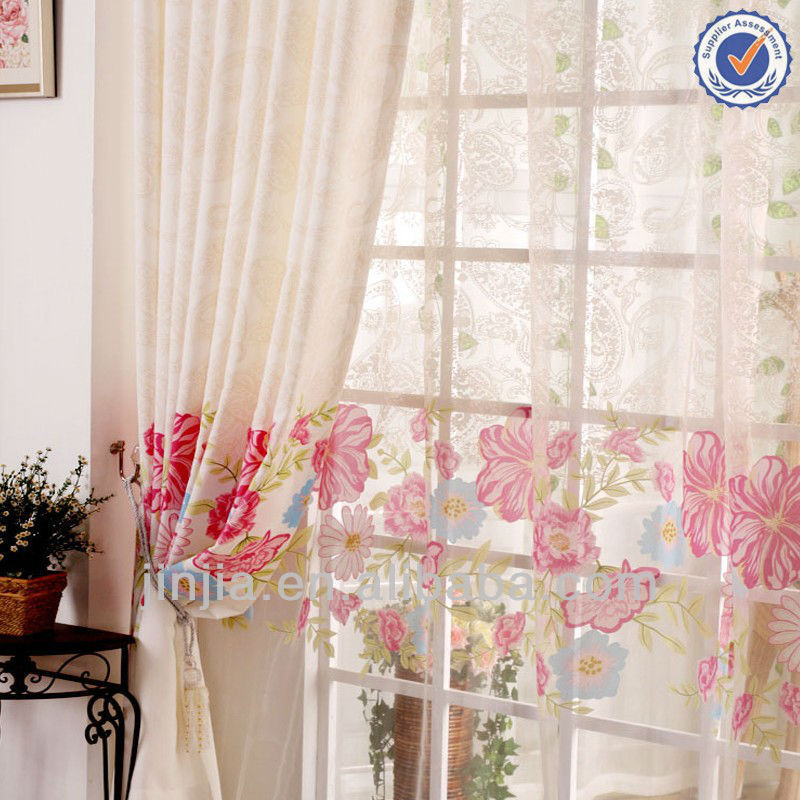 Z-new turkish design jacquard curtain upholstery fabric