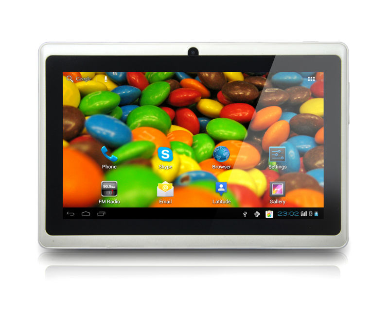 alibaba fr cheap 7 inch tablet pc 512mb/4gb capacitive replacement touch screen for child eaducational laptop