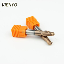 Senyo Factory Supply High Quality Carbide Ball Nose End Mill Cutter