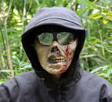 High Quality Halloween Zombie Scary Mask For Custom Play